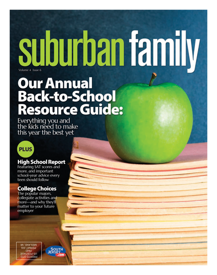 Suburban Family Magazine August 2013 Issue