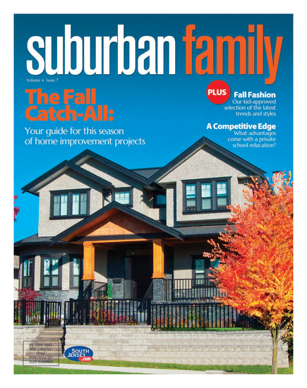 Suburban Family Magazine September 2013 Issue