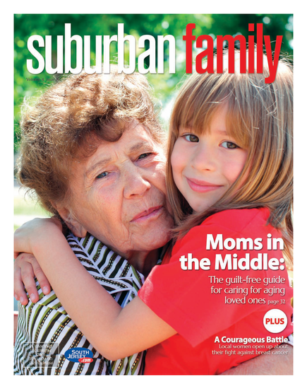 Suburban Family Magazine October 2013 Issue