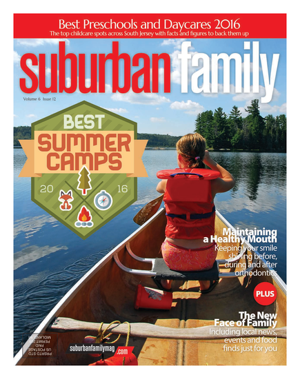 Suburban Family Magazine February 2016 Issue