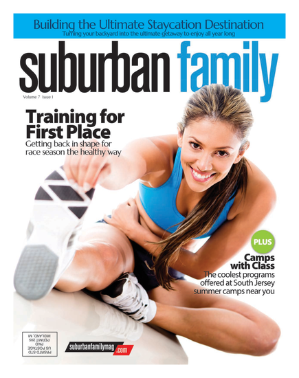 Suburban Family Magazine March 2016 Issue