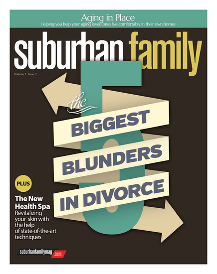 Suburban Family Magazine April 2016 Issue