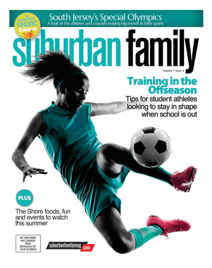 Suburban Family Magazine June 2016 Issue