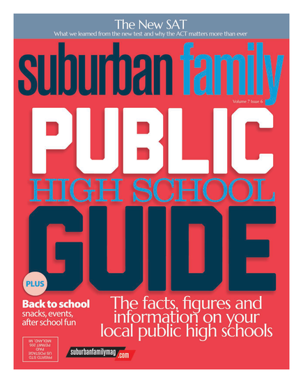 Suburban Family Magazine August 2016 Issue