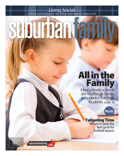 Suburban Family Magazine September 2016 Issue