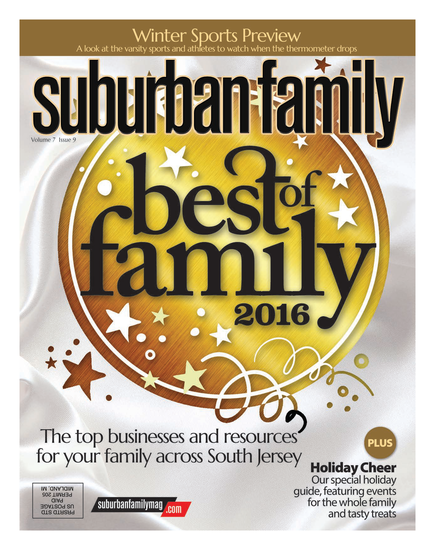 Suburban Family Magazine November 2016 Issue