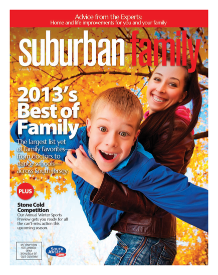 Suburban Family Magazine November 2013 Issue