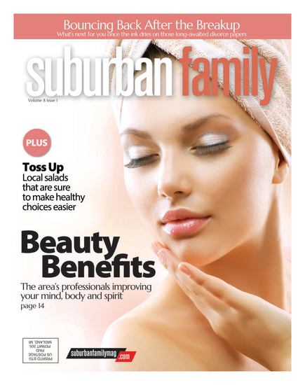 Suburban Family Magazine April 2017 Issue