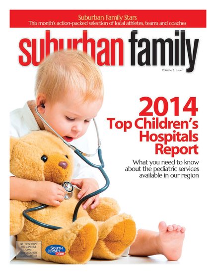 Suburban Family Magazine March 2014 Issue