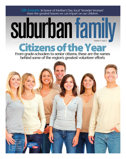 Suburban Family Magazine April 2014 Issue