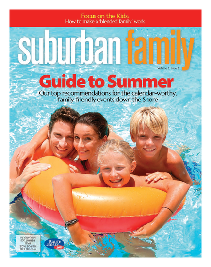 Suburban Family Magazine May 2014 Issue