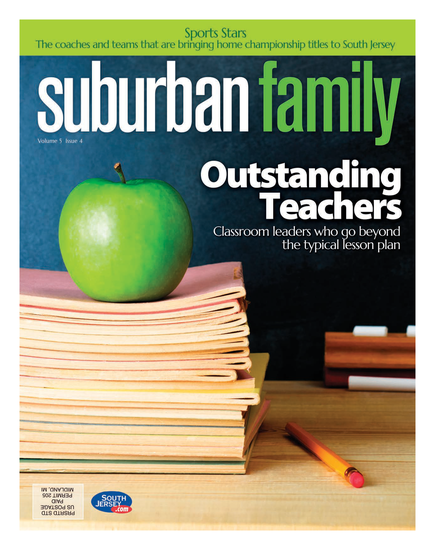 Suburban Family Magazine June 2014 Issue