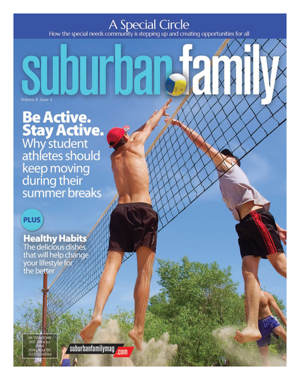 Suburban Family Magazine June 2017 Issue