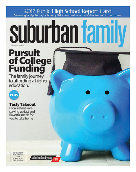 Suburban Family Magazine August 2017 Issue