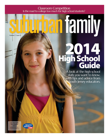Suburban Family Magazine August 2014 Issue