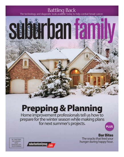 Suburban Family Magazine October 2017 Issue
