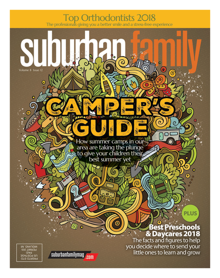 Suburban Family Magazine February 2018 Issue