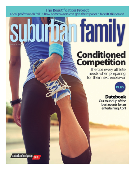 Suburban Family Magazine March 2018 Issue