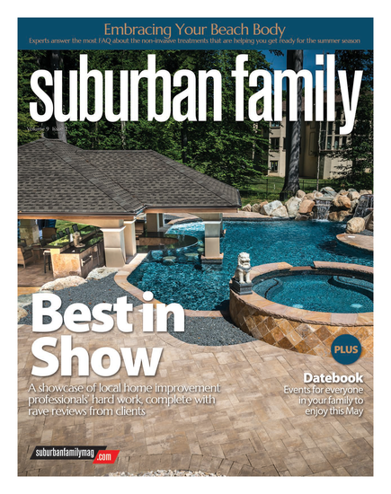 Suburban Family Magazine April 2018 Issue