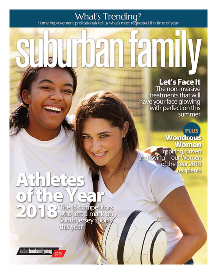 Suburban Family Magazine May 2018 Issue