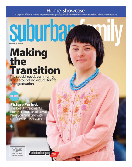 Suburban Family Magazine June 2018 Issue