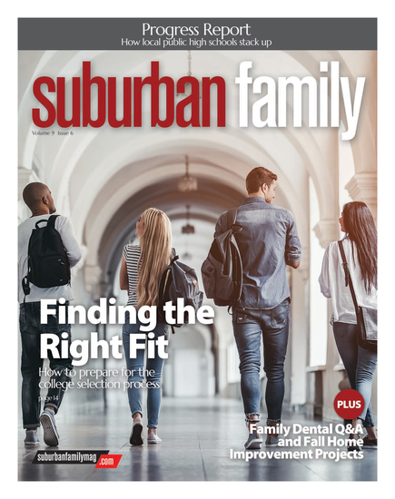 Suburban Family Magazine August 2018 Issue