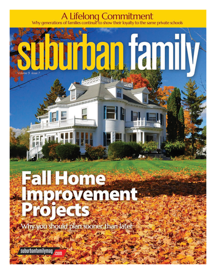 Suburban Family Magazine September 2018 Issue