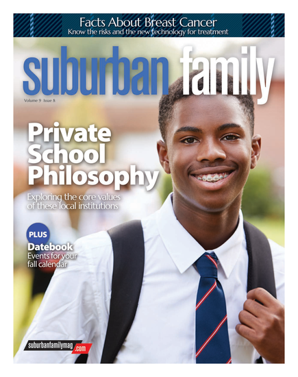 Suburban Family Magazine October 2018 Issue