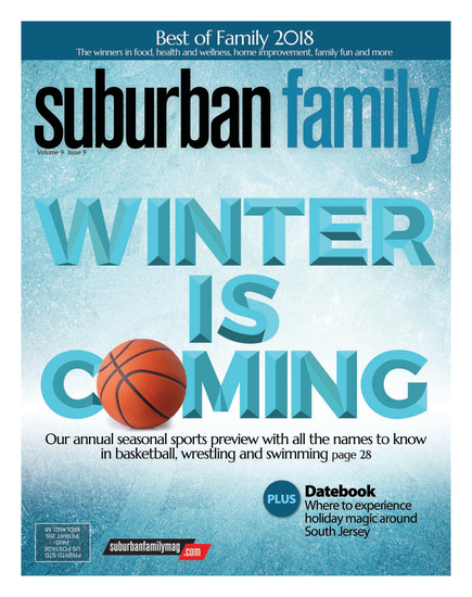 Suburban Family Magazine November 2018 Issue
