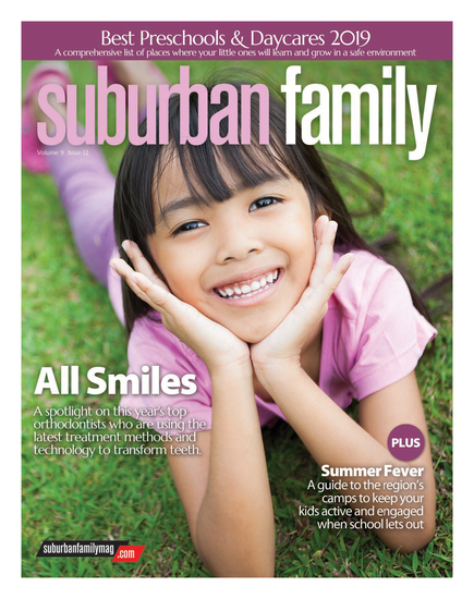 Suburban Family Magazine February 2019 Issue