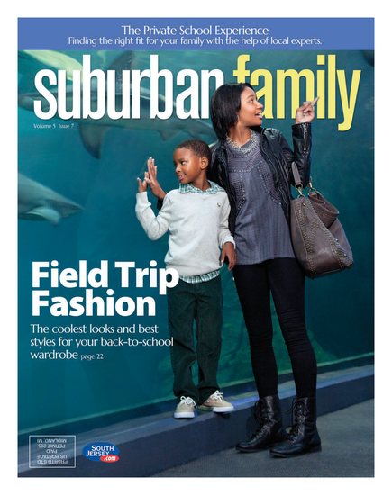 Suburban Family Magazine September 2014 Issue