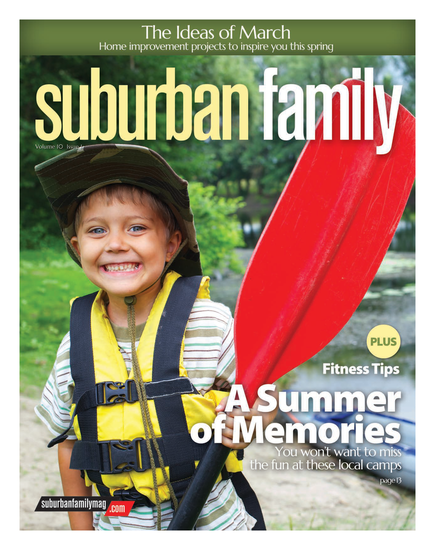 Suburban Family Magazine March 2019 Issue
