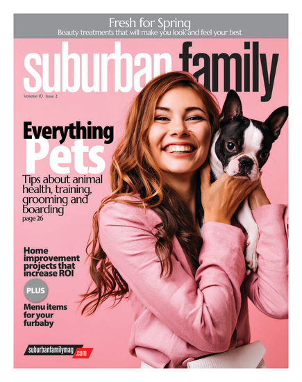 Suburban Family Magazine April 2019 Issue