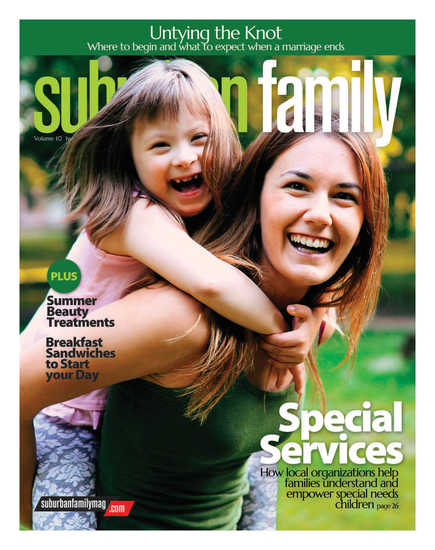 Suburban Family Magazine June 2019 Issue