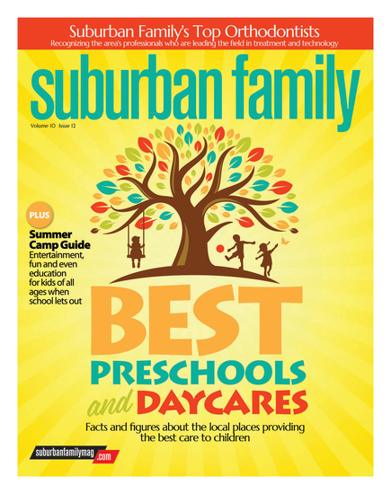 Suburban Family Magazine February 2020 Issue