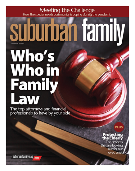 Suburban Family Magazine June 2020 Issue