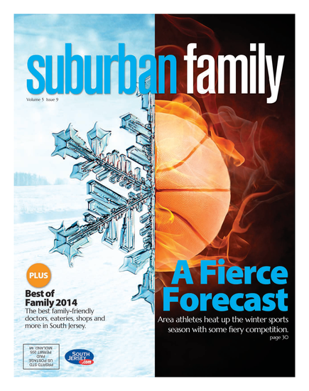 Suburban Family Magazine November 2014 Issue