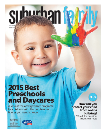 Suburban Family Magazine February 2015 Issue