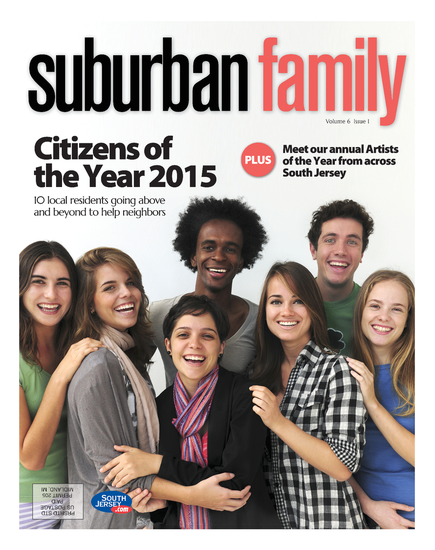 Suburban Family Magazine March 2015 Issue