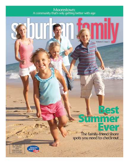 Suburban Family Magazine May 2015 Issue