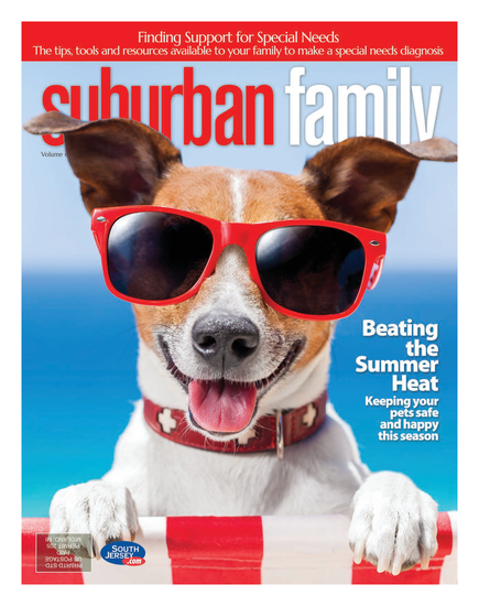 Suburban Family Magazine June 2015 Issue