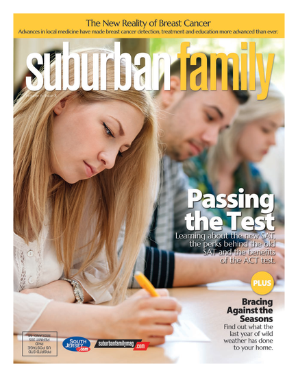 Suburban Family Magazine October 2015 Issue