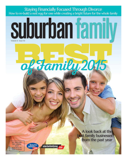 Suburban Family Magazine December 2015 Issue