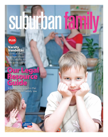 Suburban Family Magazine April 2013 Issue