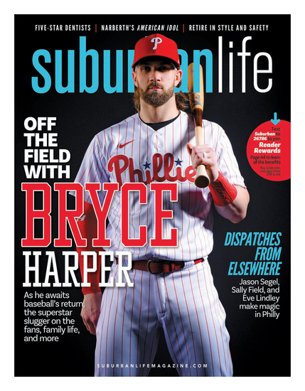 Suburban Life Magazine Issue Cover