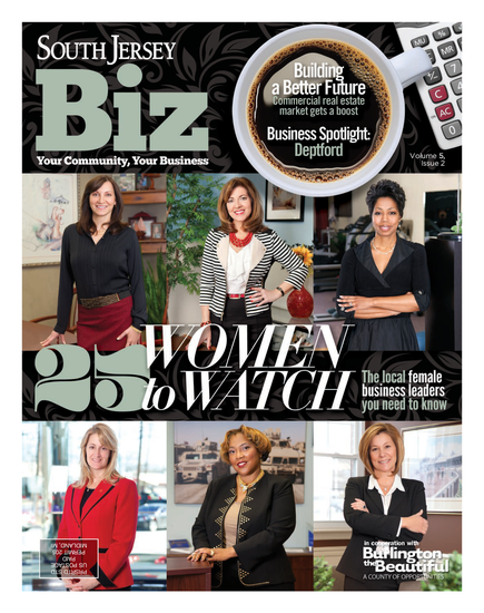 South Jersey Magazine February 2015 Issue