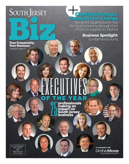 South Jersey Magazine November 2015 Issue