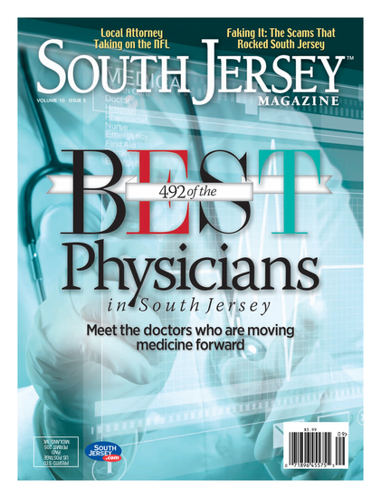 South Jersey Magazine August 2013 Issue