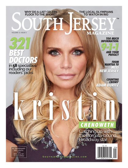 South Jersey Magazine August 2016 Issue