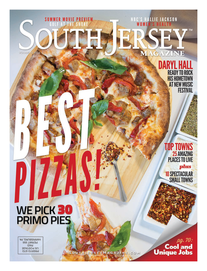South Jersey Magazine May 2017 Issue